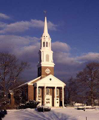 Storrs CT Congregational Church